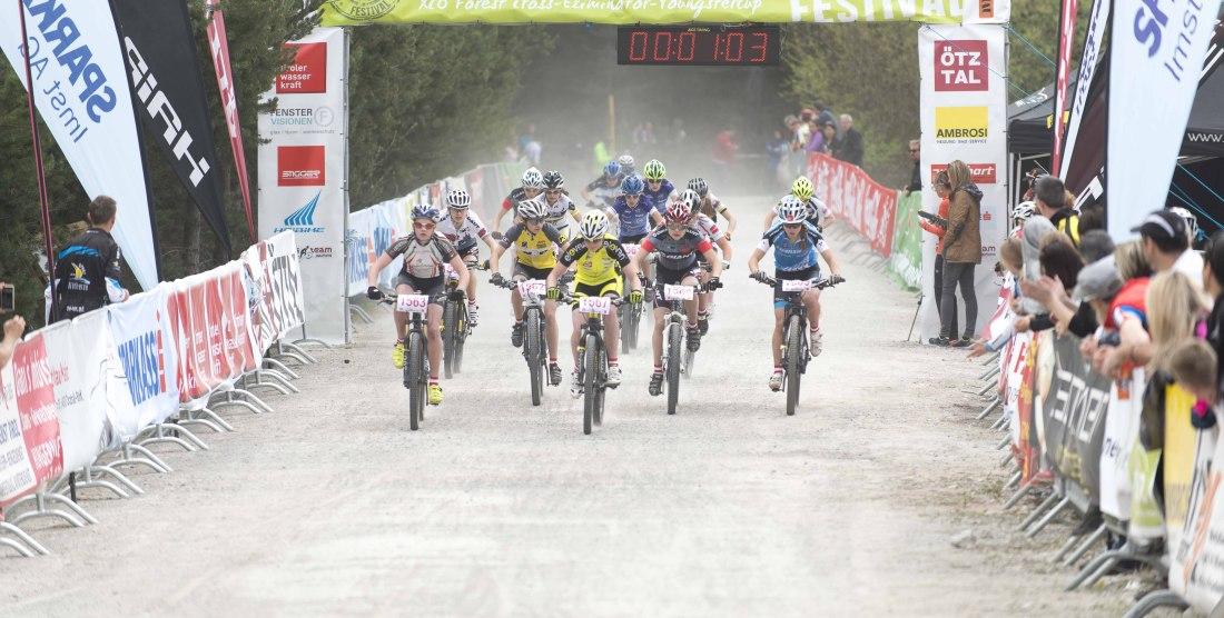 1. Tag Ötztaler Mountainbike Festival
