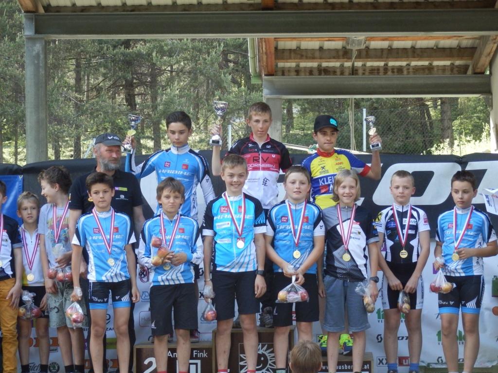 Bichlirennen, Tiroler Meisterschaften