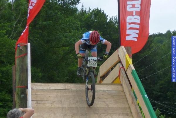 … MTB Rennen in Koppl