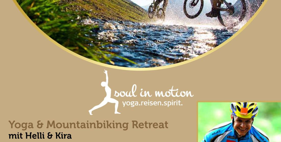 Yoga Retreat Mountainbike