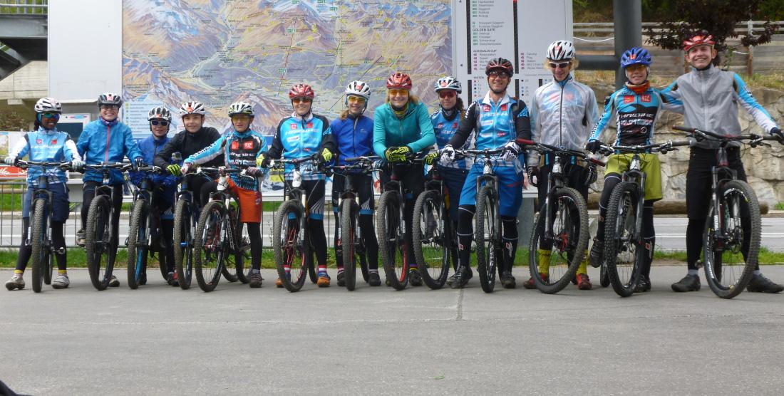 Downhill Workshop in Sölden