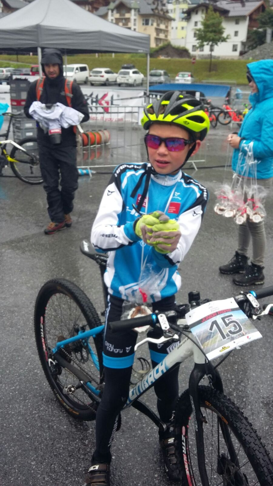 IronBike Festival Junior Trophy