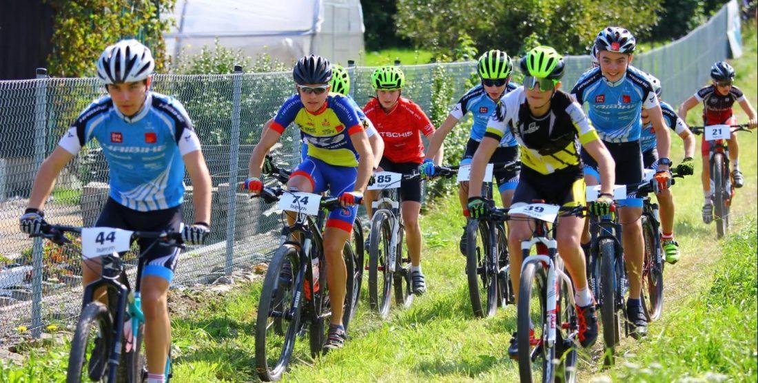 Saisonabschluss Mountainbike Cup Tirol in Kolsass