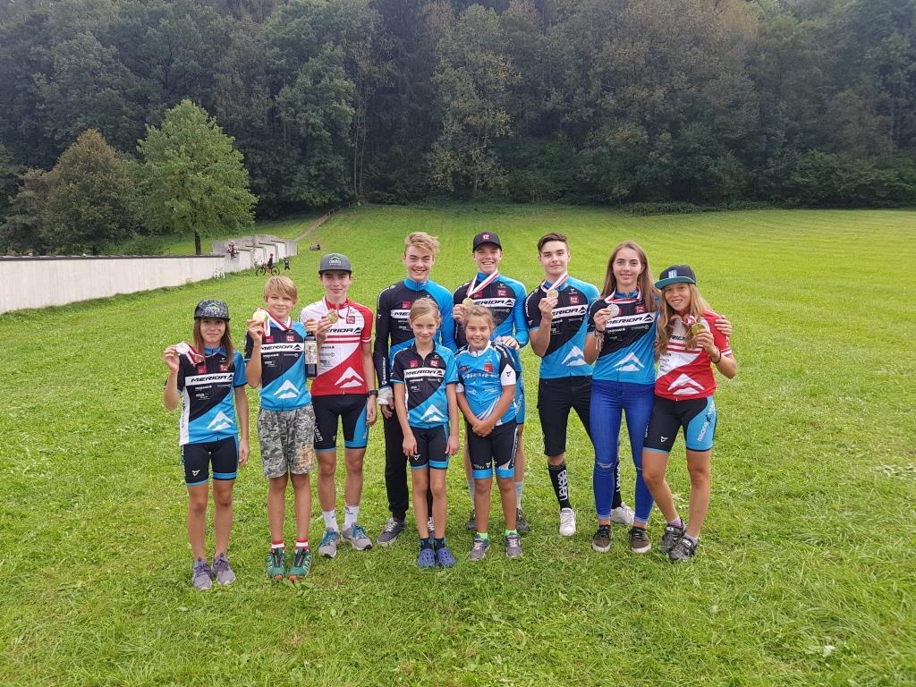 Finale AYC, AC und MTB Cup Tirol mit Tiroler Meisterschaft